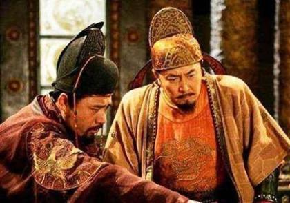 玄武门之变后的李世民
