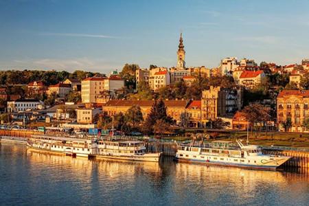 塞尔维亚人口总数