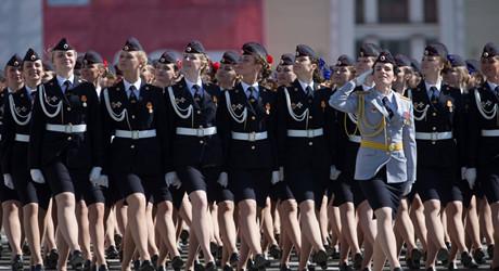 俄罗斯为何如此重视红场阅兵