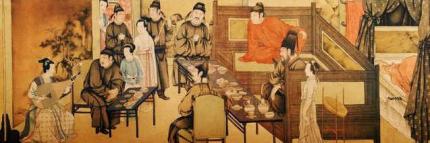 古代座次简介古代室内座次尊卑顺序是怎样的?