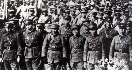 黄埔军校第一期学生名单-黄埔军校著名人物