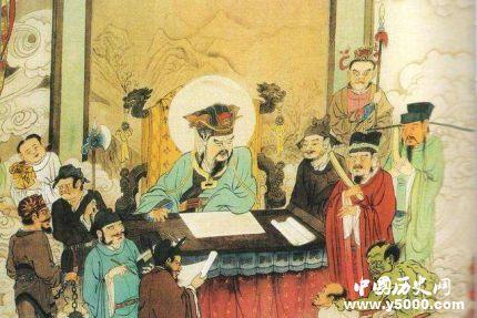 五方鬼帝都有谁 五方鬼帝和阎王的关系是什么