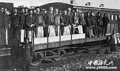 中国第一列火车铁路建设竟被清政府的腐败严词拒绝!