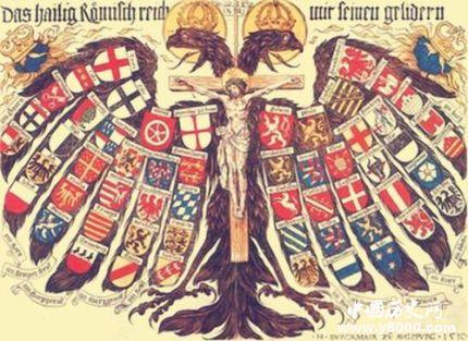 神圣罗马帝国和罗马帝国有什么关系