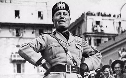 1943年7月15日:墨索里尼被废黜   巴多利奥继任