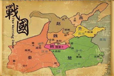 秦始皇为什么能统一六国