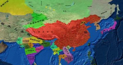 1368年9月14日:中国元朝灭亡