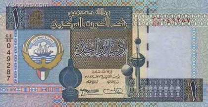 世界上最值钱的货币是哪个国家的