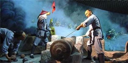 鸦片战争清军火炮射程