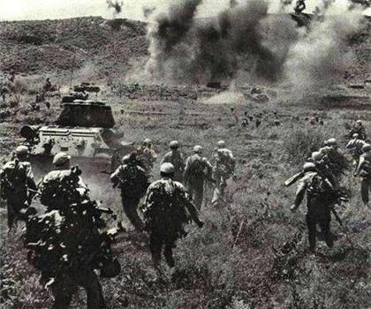 抗美援朝牺牲的高级将领名单_中国历史