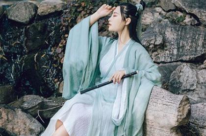 李皓镧是秦始皇的母亲吗