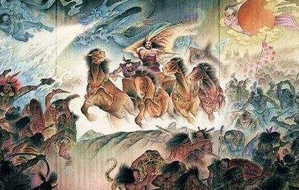 涿鹿之战到底历史上有没有发生