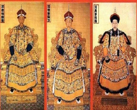 清朝皇帝能力排名