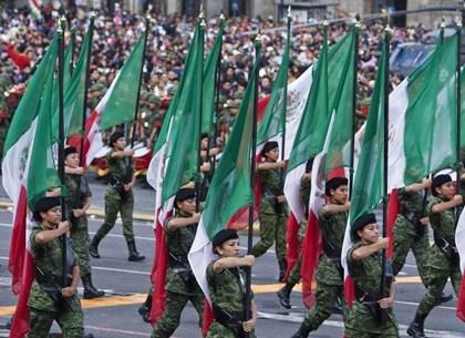 1810年9月16日:墨西哥独立日_世界近代历史