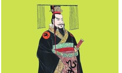 秦始皇的父母是谁