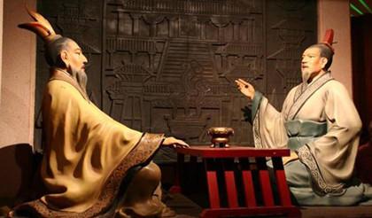 历史上的齐桓公是哪两个