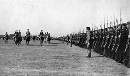 1905年5月14日:袁世凯练成北洋新军