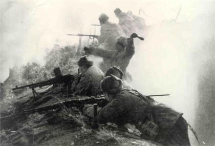 抗美援朝志愿军将领国军起义的有几位_中国历史