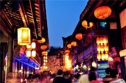 国庆节哪里好玩_国庆节推荐中国十大美食最多的