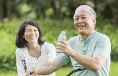 长寿的人有哪些特点