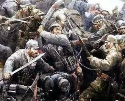 七七事变29军大刀队奋勇杀敌