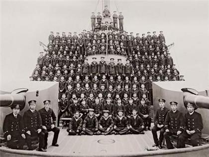 甲午战争清朝海军的实力