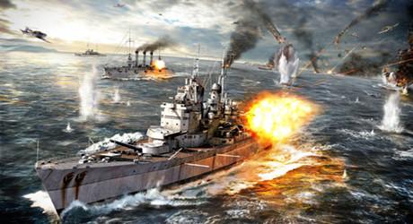 1916年英德海军舰队爆发大海战