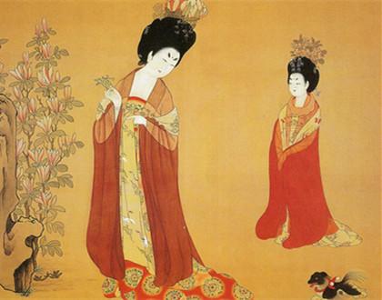 历史上哪个朝代的衣服最好看_历史文化