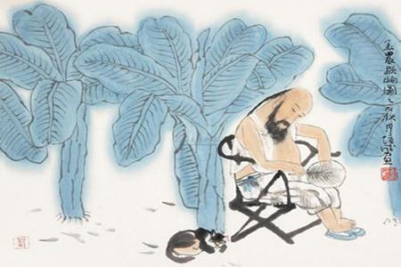 扬州八怪金农的生平故事