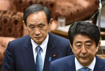 日本新首相菅义伟和安倍晋三的关系_世界名人传