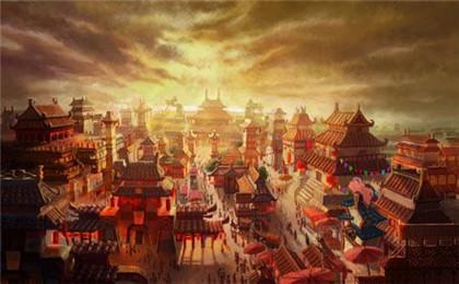 中国朝代最多古都排名_历史文化