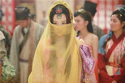 李世民最爱的6个女人_隋唐历史