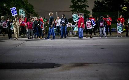 2019年9月16日:美国汽车工人大罢工