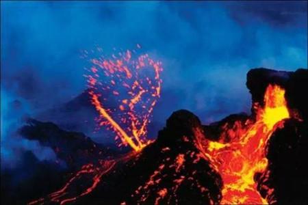 海底火山为什么不会被海水扑灭