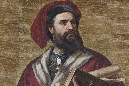 1298年9月7日:马可·波罗著《马可·波罗行记》