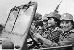 罕见照片:越战中的神秘美女杀手