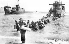 诺曼底登陆:二战的转折点