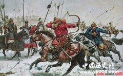 谁与争锋--蒙古骑兵与欧洲重装骑兵的对决