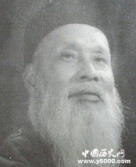 青岛近代历史名人