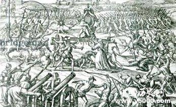世界史上改变国家命运的10场战役 - 中国历史网 - 中国历史网