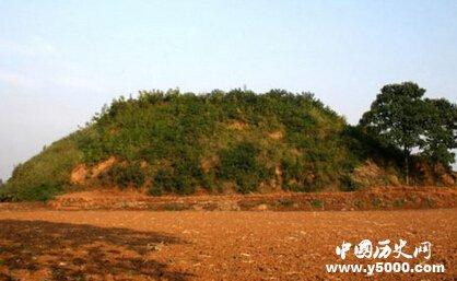 东汉历代皇帝陵墓图片