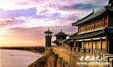 历史沿革:蓬莱古城,历史悠久