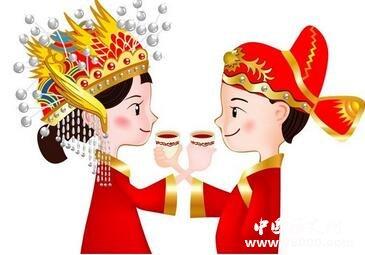 古代结婚为何要喝交杯酒?