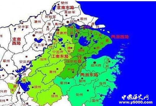太湖周边行政区划分始于宋代