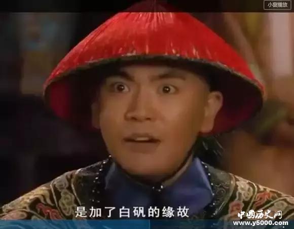 甄嬛传温实初_甄嬛传:滴血验亲皇后使诈_娱乐时尚_中国历史网