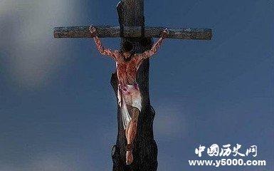 耶稣十字架黑白图
