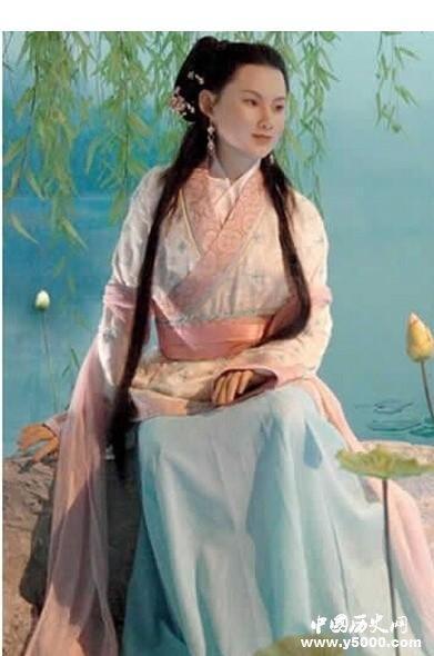 中国历史上四大美女古尸复原图