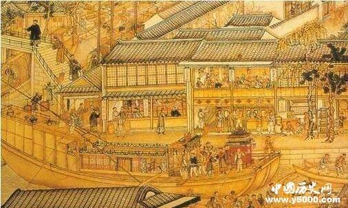 唐朝是中国封建社会发展的最高潮