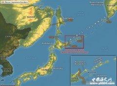 苏联对日本发动突袭为了南千群岛