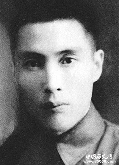 李六_李六如:毛主席的第一任秘书长_共和国历史_中国历史网